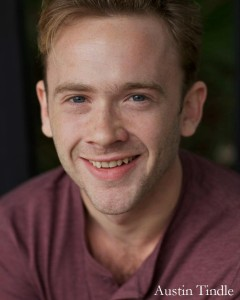 Austin Tindle Headshot
